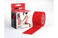 Rocktape 5x5 см красный/ Кинезиологический тейп, Тейпы - в интернет магазине спортивных товаров Tri-sport!