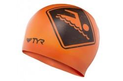 TYR SWIMMER ONLY CAP / Шапочка для плавания, Шапочки - в интернет магазине спортивных товаров Tri-sport!