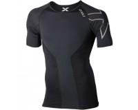 2XU Elite Compression S / S Top / Мужская компрессионная элитная футболка с короткими рукавами