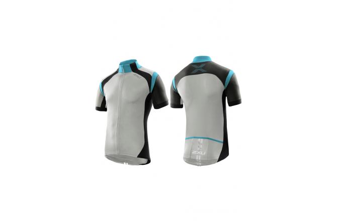 2XU Active Cycle Jersey / Мужская вело-футболка, Джерси - в интернет магазине спортивных товаров Tri-sport!