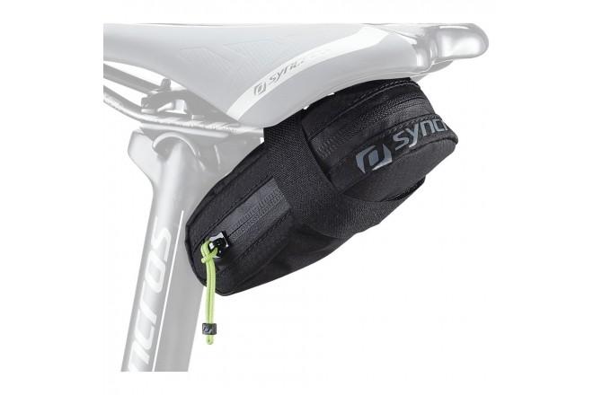 Подседельная сумка Syncros Speed 230 black/grey, Велочехлы и сумки - в интернет магазине спортивных товаров Tri-sport!