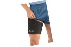 MUELLER THIGH SUPPORT BLACK / Повязка на бедро, Нога - в интернет магазине спортивных товаров Tri-sport!