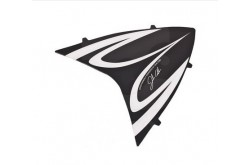 Вентиляционная Заглушка Rudy Project Wingspan Tail Cover White Silv.