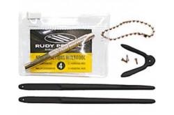 Ремкомплект Для Очков Rudy Project Endtips+Nosepads Type 2Bl