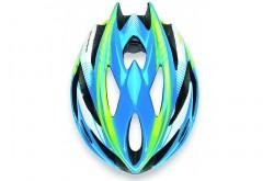 Каска Rudy Project RUSH BLUE-LIME FLUO SHINY M, Шлемы - в интернет магазине спортивных товаров Tri-sport!