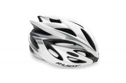 Rudy Project RUSH RED-WHITE/SILVER SHINY M / Каска, Шлемы - в интернет магазине спортивных товаров Tri-sport!