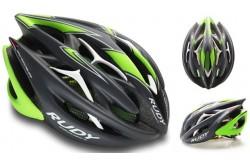 Rudy Project Sterling Mtb Graphite-Lime Fluo Matt S/M / Шлем, Шлемы - в интернет магазине спортивных товаров Tri-sport!