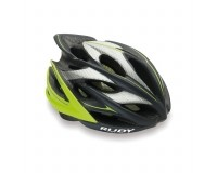 Каска Rudy Project WINDMAX GRAPHITE-LIME FLUO MATT L + 2 визора+чехол