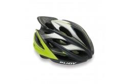 Rudy Project Windmax Graphite-Lime Fluo Matt L + 2 Визора+Чехол / Шлем, Шлемы шоссейные - в интернет магазине спортивных товаров Tri-sport!