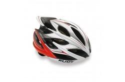Rudy Project Windmax Wh/Red Fluo Shiny L / Шлем, Шлемы шоссейные - в интернет магазине спортивных товаров Tri-sport!