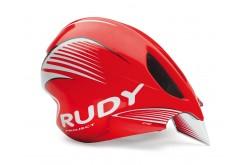 Rudy Project Wing57 Red Fluo/White Shiny S-M / Шлем, Шлемы - в интернет магазине спортивных товаров Tri-sport!
