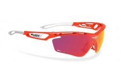 Rudy Project Tralyx Red Fluo Gloss - Mls Orange / Очки, Очки - в интернет магазине спортивных товаров Tri-sport!