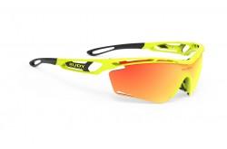 Rudy Project Tralyx Yellow Fluo Gloss - Mls Orange / Очки, Очки - в интернет магазине спортивных товаров Tri-sport!