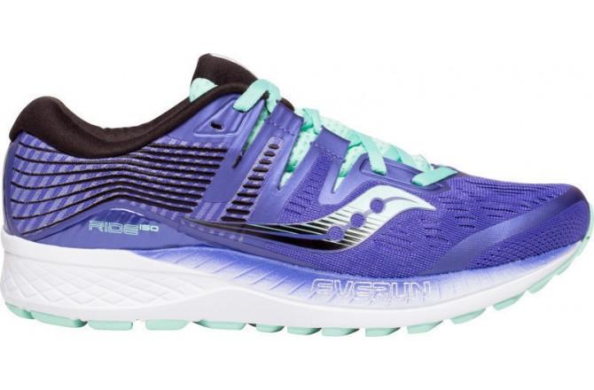 Saucony RIDE ISO (W) / Кроссовки для бега женские, По асфальту - в интернет магазине спортивных товаров Tri-sport!