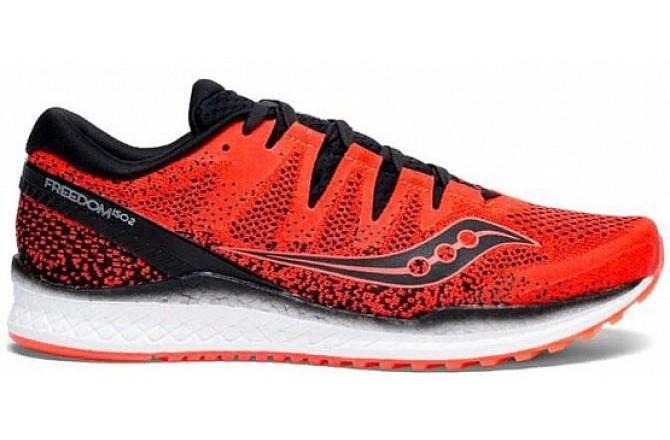 Saucony FREEDOM ISO 2 / Кроссовки для бега мужские, По асфальту - в интернет магазине спортивных товаров Tri-sport!