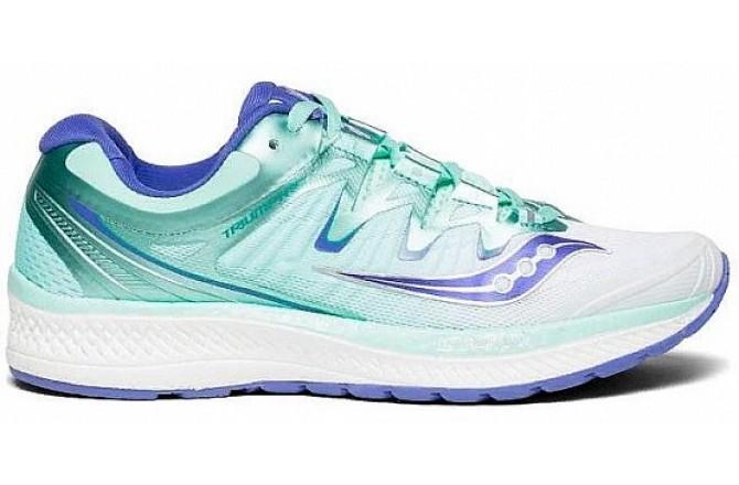 Saucony TRIUMPH ISO 4 (W) / Кроссовки для бега женские, По асфальту - в интернет магазине спортивных товаров Tri-sport!