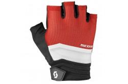 Scott Perform к/пал fiery red/white / Перчатки, Перчатки - в интернет магазине спортивных товаров Tri-sport!