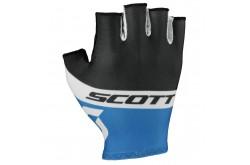 Scott RC Team к/пал black/empire blue / Перчатки, Перчатки - в интернет магазине спортивных товаров Tri-sport!