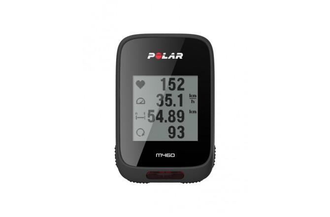 POLAR M460 HR / Велокомпьютер с датчиком пульса, Велокомпьютеры с GPS - в интернет магазине спортивных товаров Tri-sport!