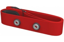 POLAR PRO SOFT STRAP RED M-XXL / Ремешок для датчика пульса, Часы с пульсометром - в интернет магазине спортивных товаров Tri-sport!