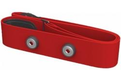POLAR PRO SOFT STRAP RED M-XXL / Ремешок для датчика пульса