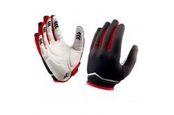SealSkinz Madeleine Classic, black/red / Перчатки унисекс, Перчатки, рукавицы - в интернет магазине спортивных товаров Tri-sport!