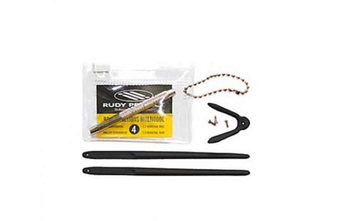 Ремкомплект Для Очков Rudy Project Noyz/Zyon/Genetyk Chromatic Kit Black, Адаптеры, запчасти, ремкомплекты - в интернет магазине спортивных товаров Tri-sport!