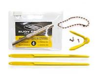Ремкомплект Для Очков Rudy Project Noyz/Zyon/Genetyk Chromatic Kit Yellow