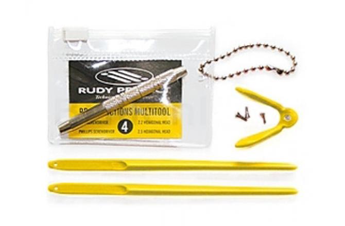 Ремкомплект Для Очков Rudy Project Noyz/Zyon/Genetyk Chromatic Kit Yellow, Адаптеры, запчасти, ремкомплекты - в интернет магазине спортивных товаров Tri-sport!