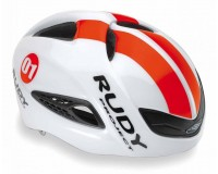 Rudy Project Boost 01 White/Red Fluo Shiny L / Шлем