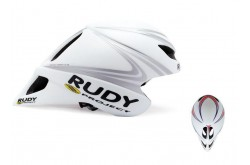Каска Rudy Project CHRONO WINGSPAN WHITE/SILVER UNISIZE