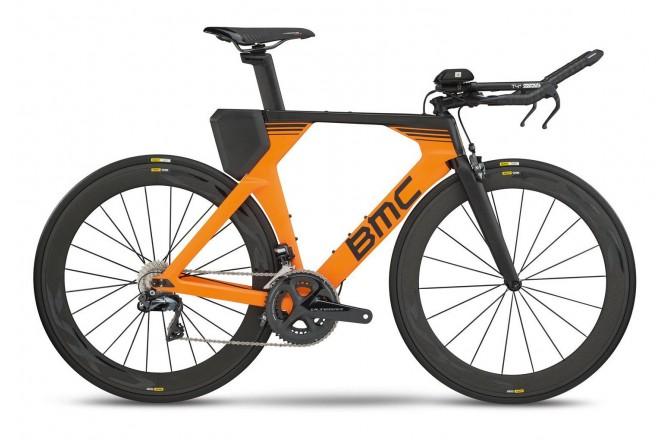 BMC Timemachine TM02 ONE Ultegra Di2 Orange 2017 / Велосипед для триатлона, Для триатлона - в интернет магазине спортивных товаров Tri-sport!