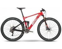 BMC Fourstroke 01 XT Di2 red/white/black 2018 / Велосипед MTB