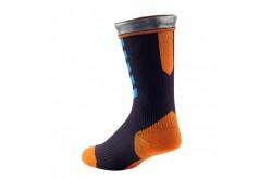 SealSkinz MTB Thin Mid with Hydrostop orange / Носки унисекс, Шапки, перчатки, носки - в интернет магазине спортивных товаров Tri-sport!