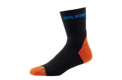 SealSkinz MTB Trail Ankle, orange  / Носки унисекс, Шапки, перчатки, носки - в интернет магазине спортивных товаров Tri-sport!