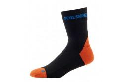 SealSkinz MTB Trail Mid, orange  / Носки унисекс, Шапки, перчатки, носки - в интернет магазине спортивных товаров Tri-sport!