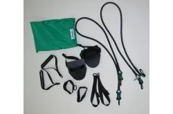 StrechCordz Modular Set зеленый нагрузка 3,6- 10,8 кг., Тренажеры - в интернет магазине спортивных товаров Tri-sport!