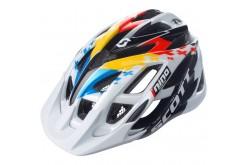 Scott Spunto nino white / Шлем, Шлемы - в интернет магазине спортивных товаров Tri-sport!