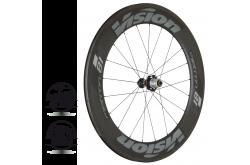 FSA VISION WH metron81 SL gray rear clincher SH11 / Колесо заднее,  в интернет магазине спортивных товаров Tri-sport!