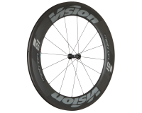 FSA VISION WH metron81 SL gray front clincher / Колесо переднее