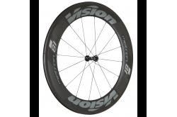 FSA VISION WH metron81 SL gray front clincher / Колесо переднее, Колеса и ободы - в интернет магазине спортивных товаров Tri-sport!