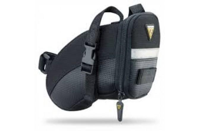 Topeak Aero Wedge Pack/ Сумочка подседельная, Флягодержатели - в интернет магазине спортивных товаров Tri-sport!