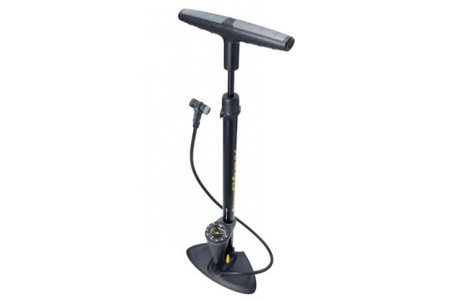 Topeak JoeBlow Max HP Floor Pump 160 PSI/11 BAR, black / Насос напольный, Насосы - в интернет магазине спортивных товаров Tri-sport!