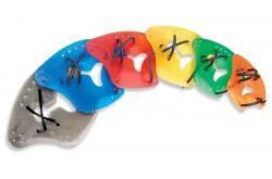Лопатки  TYR Catalyst  Brites Training Paddles, Лопатки - в интернет магазине спортивных товаров Tri-sport!