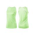 Женская майка для бега 2XU / Светло-зеленый