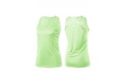Женская майка для бега 2XU / Светло-зеленый, Футболки, майки, топы - в интернет магазине спортивных товаров Tri-sport!