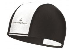 Aqua Sphere Sly / Шапочка для плавания черно-белая, Плавание - в интернет магазине спортивных товаров Tri-sport!