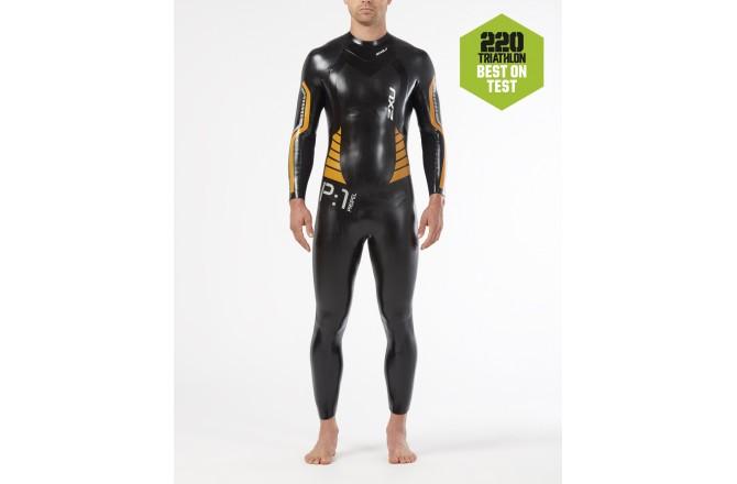 2XU P:1 Propel Wetsuit / Мужской гидрокостюм для триатлона, Гидрокостюмы и аксессуары - в интернет магазине спортивных товаров Tri-sport!