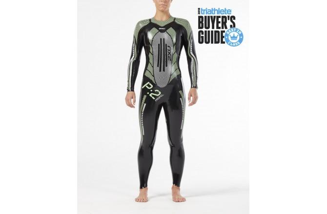 2XU P:2 Propel Wetsuit / Женский гидрокостюм для триатлона, Гидрокостюмы и аксессуары - в интернет магазине спортивных товаров Tri-sport!