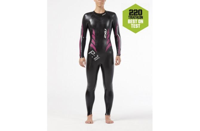 2XU P:1 Propel Wetsuit / Женский гидрокостюм для триатлона, Гидрокостюмы и аксессуары - в интернет магазине спортивных товаров Tri-sport!